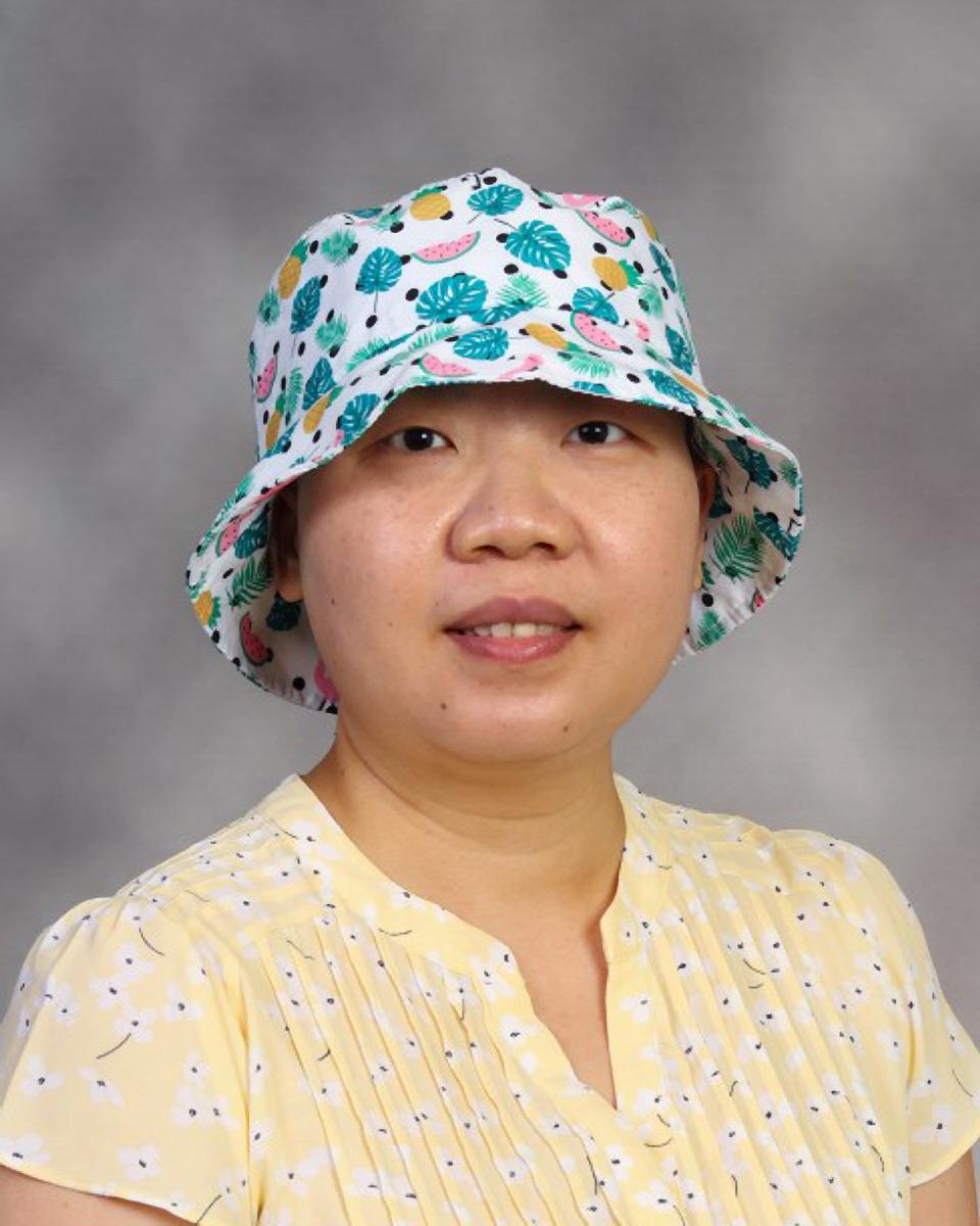Renee Zheng : First Grade Teacher