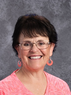 Joyce Sanders : PE Teacher