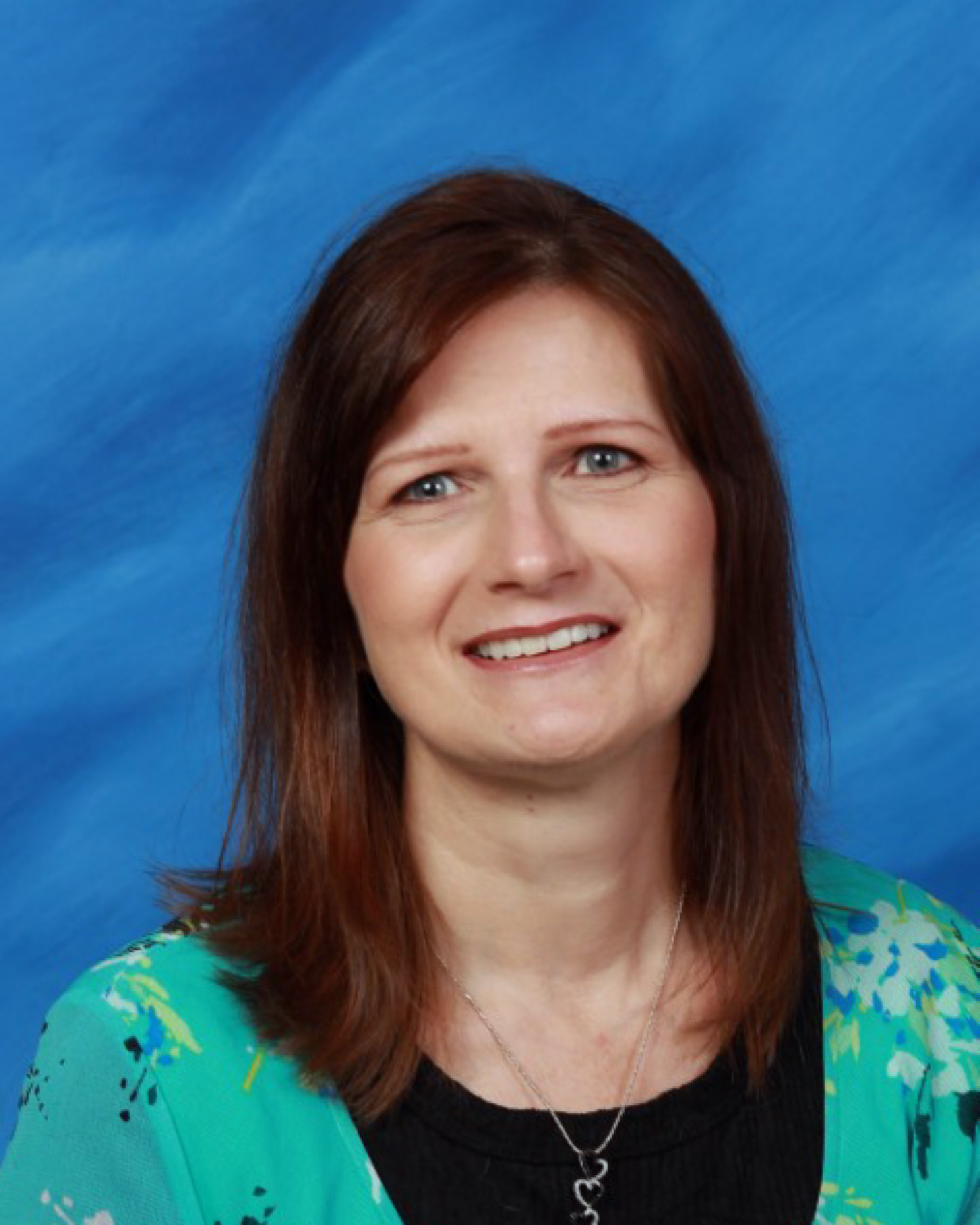 Pam Stoker : Computer Lab Aide