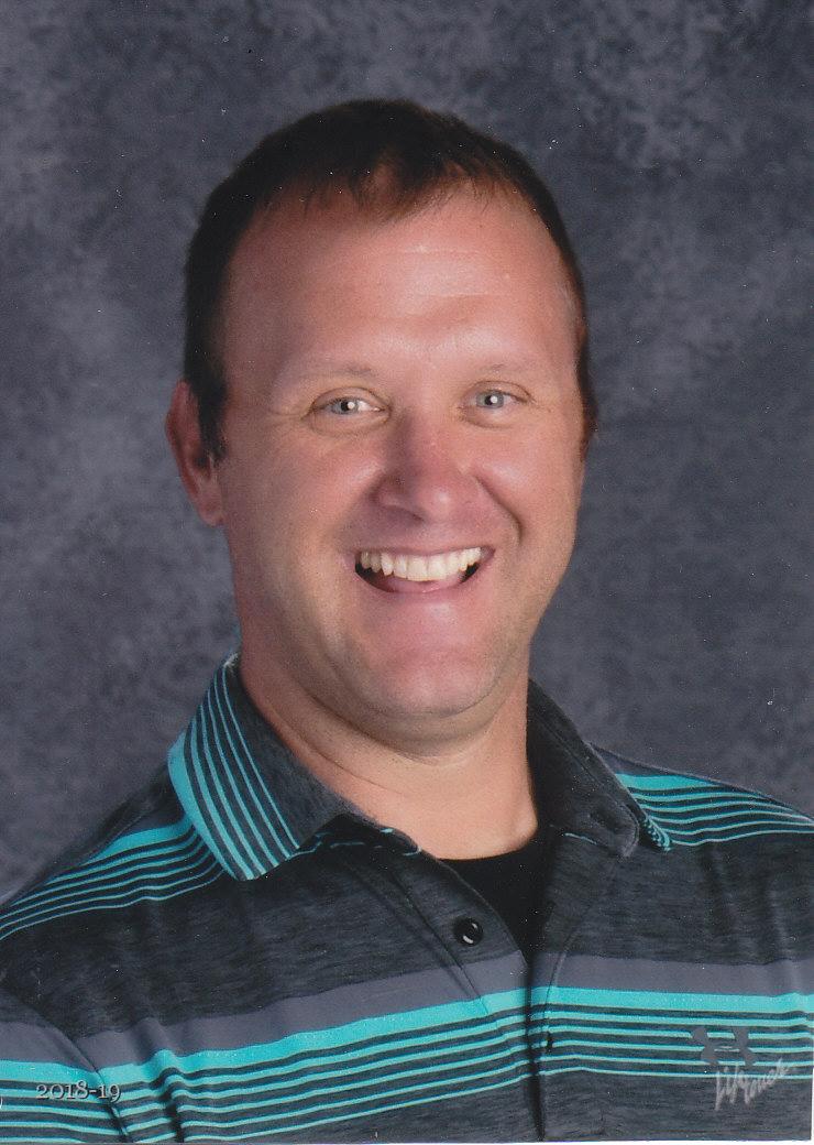 Dave Stender : P.E. Teacher