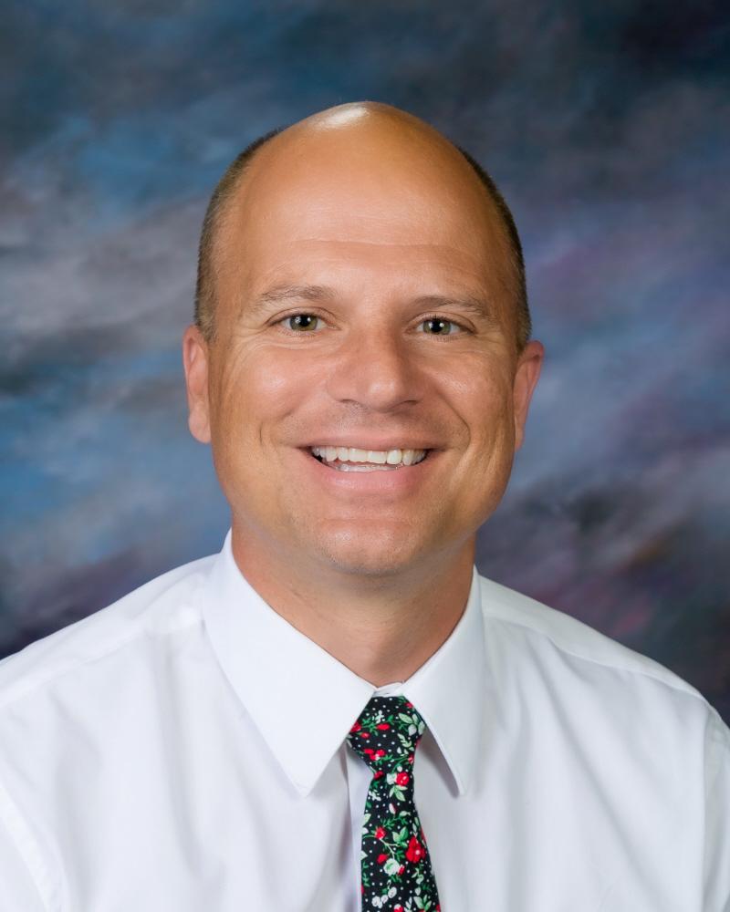 Greg Bozarth : Vice Principal