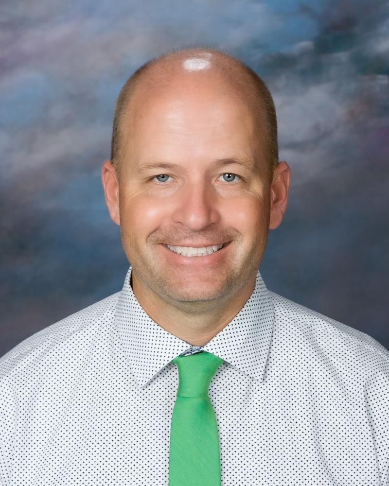 Wade Jensen : Principal