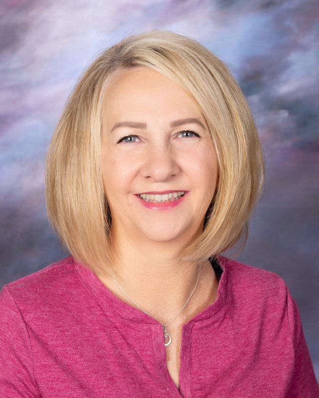 Brenda Wilson : Lunch Secretary
