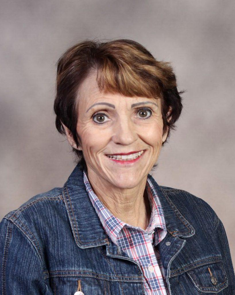 Brenda McArthur : Assisted Education Aide