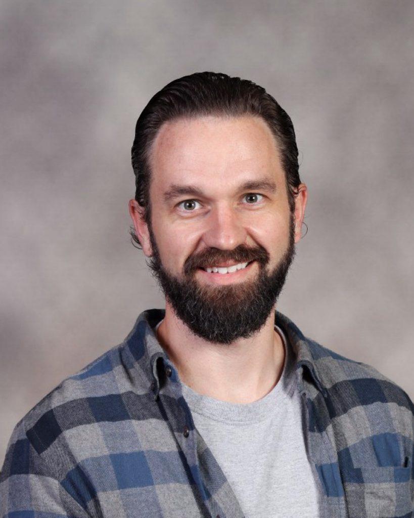 Clayton Tuttle : Assisted Education Teacher