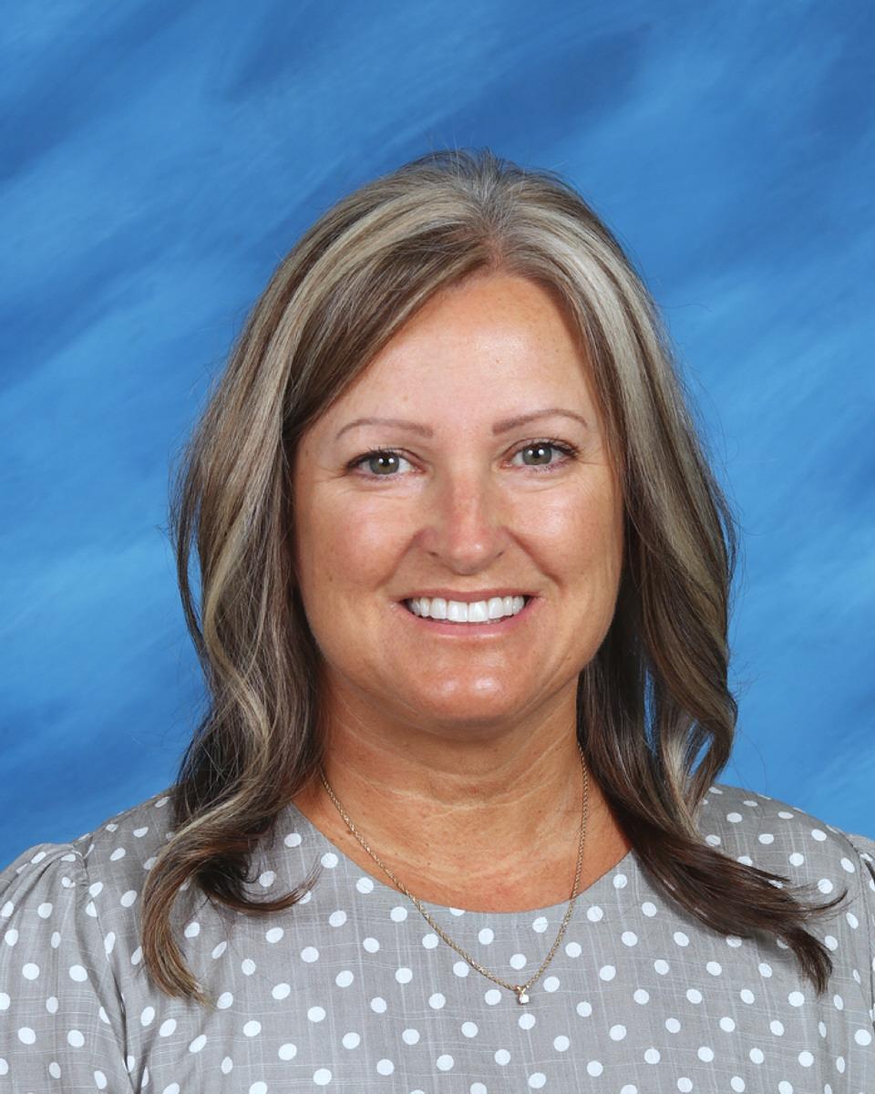 Susan Harrah : Principal