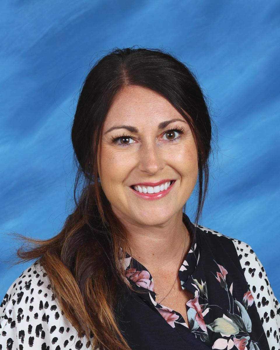 Kristin Holyoak : Third Grade Teacher