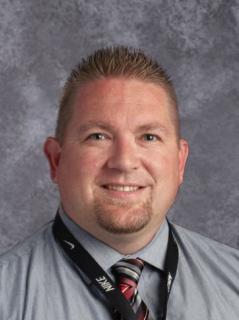 Brett Gifford : Assistant Principal