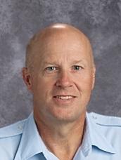 Chief Todd Cole : JROTC