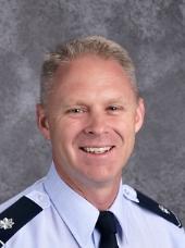 Colonel Thomas Brown : JROTC