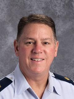 Major Donald Richardson : JROTC