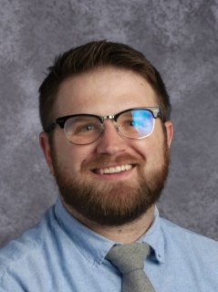 Mitchell Condie : Language Arts (English)