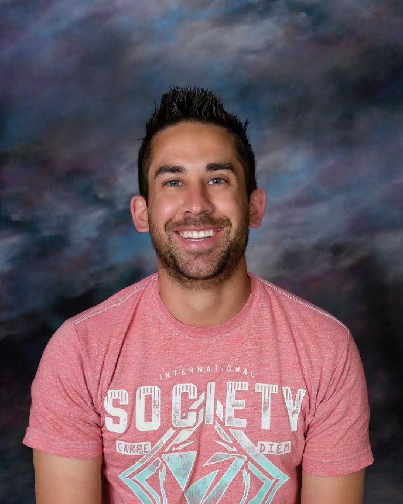 Matthew Thomas : Fourth Grade Teacher