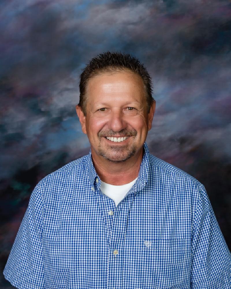 Jeff Wittwer : Head Custodian