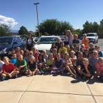 Mrs. Barrus & Mrs Zhang Class Windshield Cookies