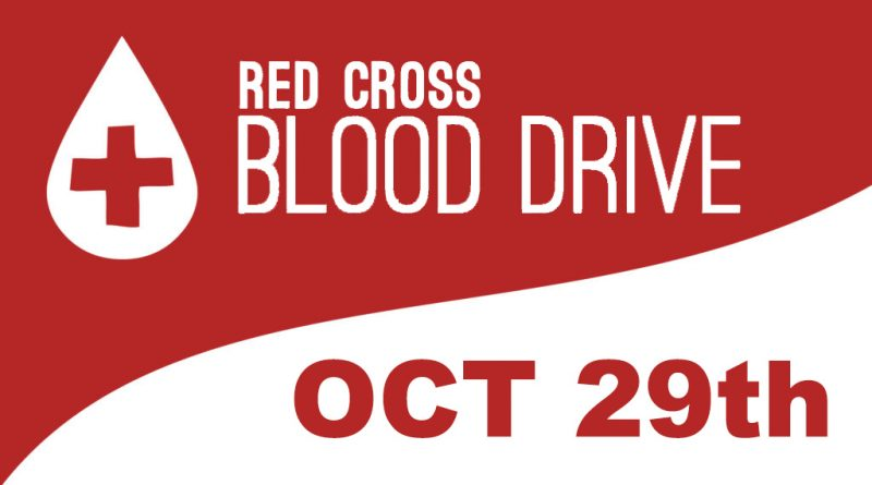 Blood Drive Click for more info…