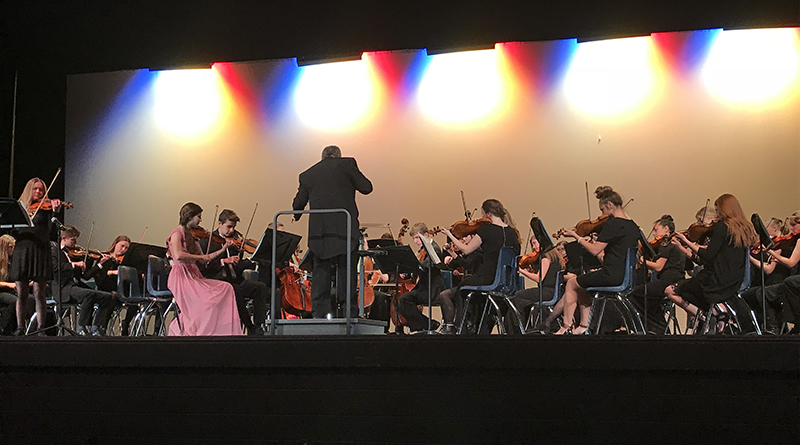 Orchestra performance – Feb 19th at 7pm, Click for details.