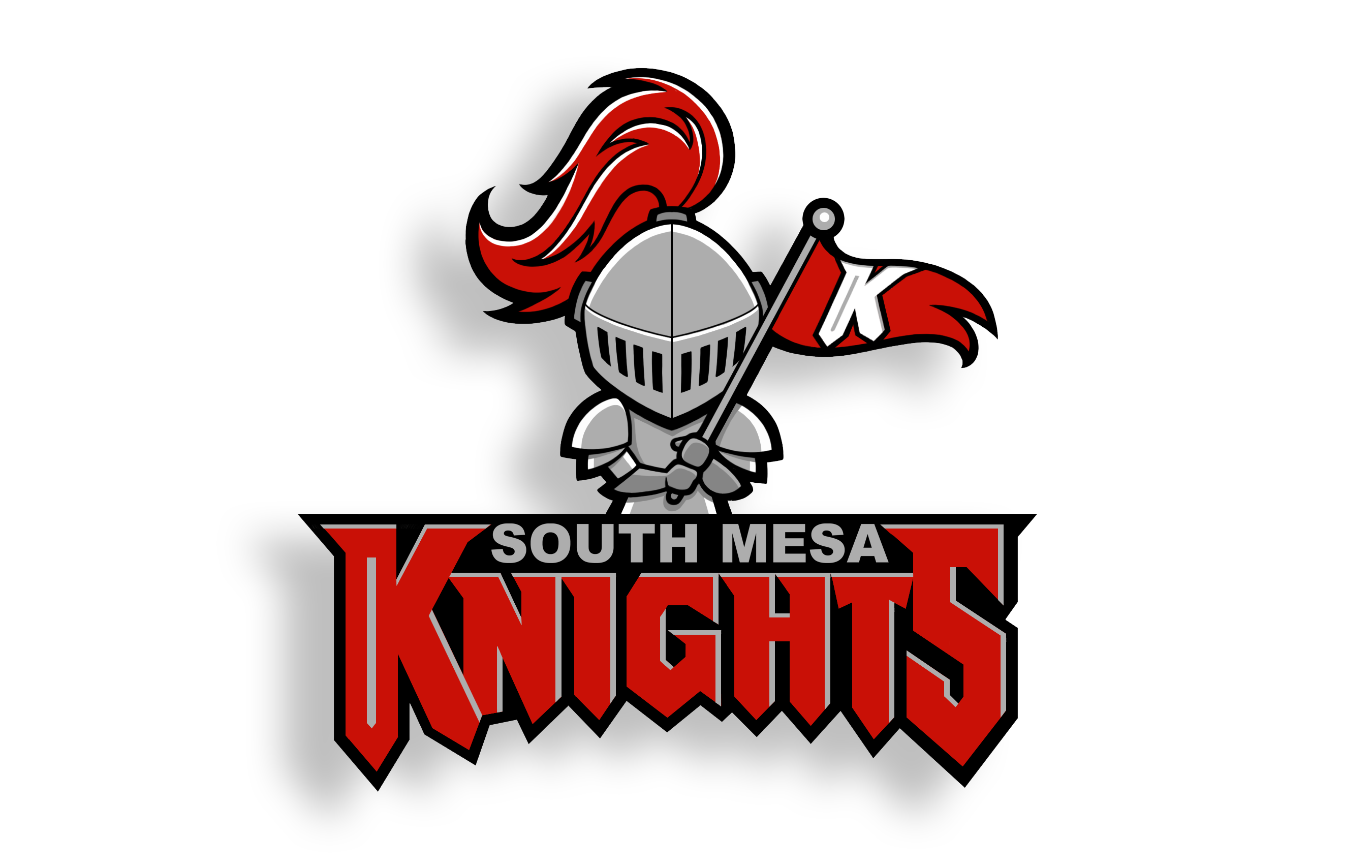 South Mesa Knights Logo