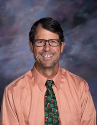Jeff Harrah : Vice Principal