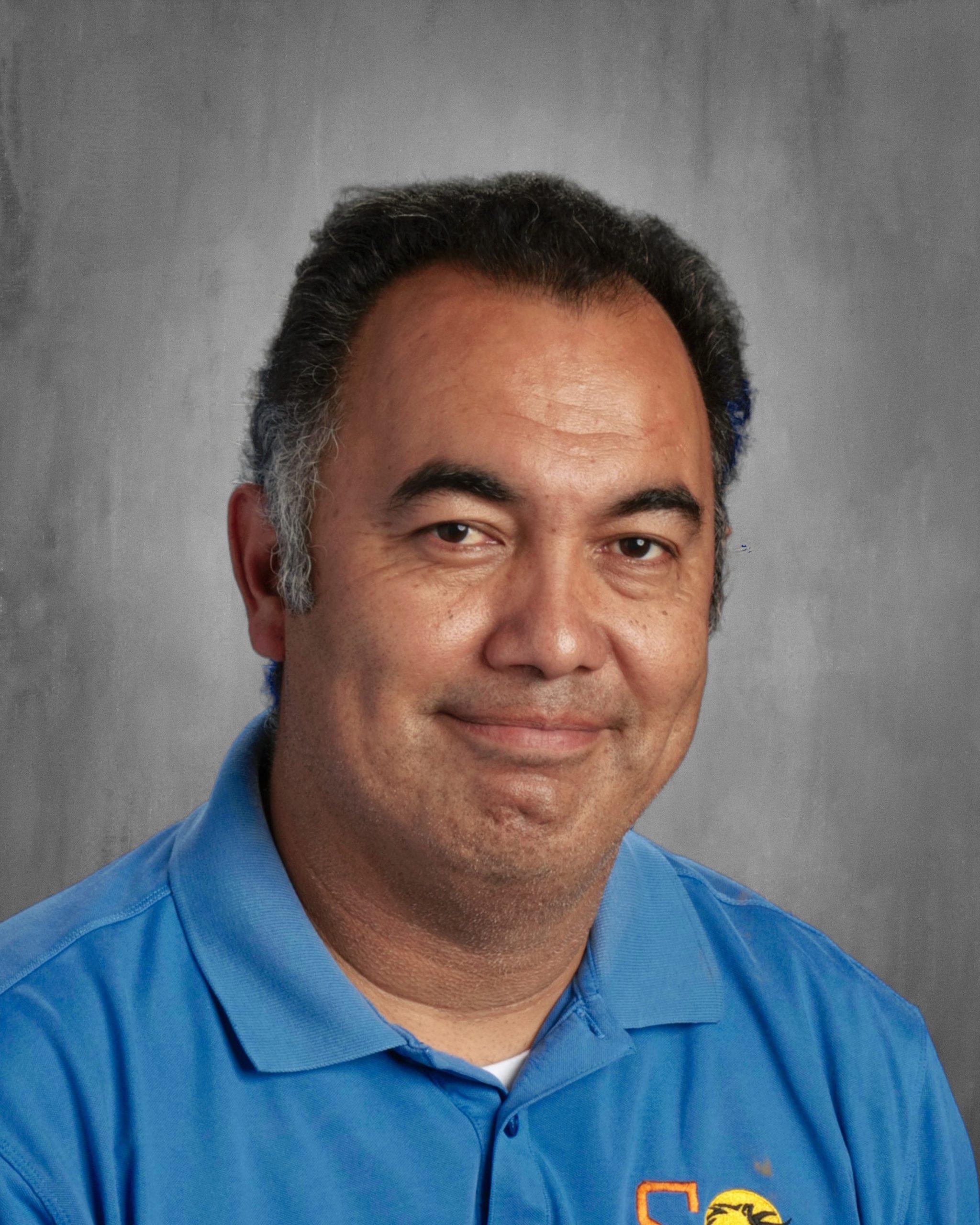 Jose Amaya : Head Custodian