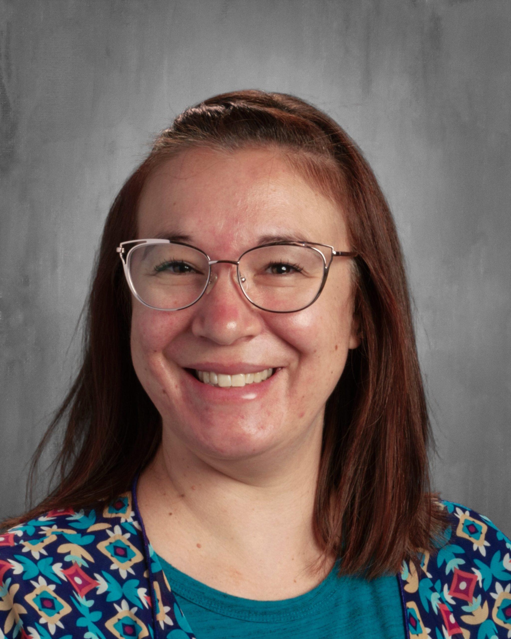 Jennifer Burrell : Third Grade