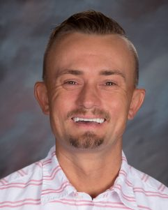 Bergeson, Brooks : Vice Principal