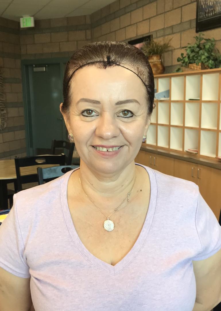 Millie De Patron : Kitchen Staff