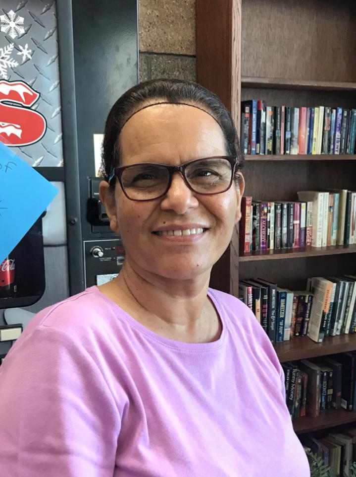 Rosario Leiter : Kitchen Staff