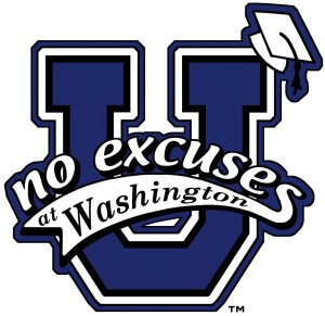 no excuses logo