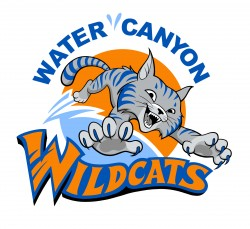 School logo Water Canyon Wildcats color 250 px