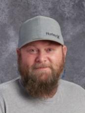 Ted Barlow : Lead Custodian