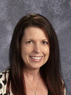 Jana Bickel : Registrar/Lunch Secretary