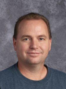 Brian Robinson : Head Custodian