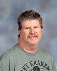 Dave Schwiermann : Head Custodian