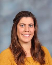 Annie Carpenter : Media Coordinator & Yearbook Advisor